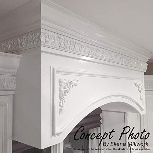 Ekena Millwork ONL15X02X01SH Onlay Factory Primed White