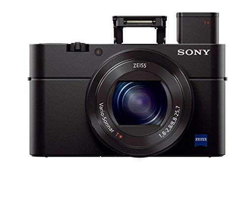 (Sony Cyber-shot DSC-RX100 III Digital Still Camera with OLED Finder, Flip Screen, WiFi, and 1? Sensor (Renewed))