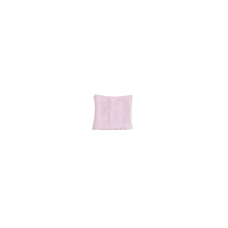 Cotton Tale Designs Chevron Decor Pillow, Pink