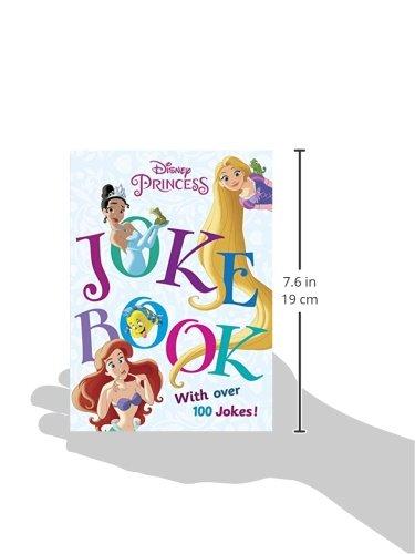 Disney Princess Joke Book (Disney Princess) (A Stepping Stone Book(TM)) by RH/Disney (Image #1)