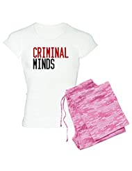 CafePress Women's Light Pajamas - Criminal Minds Women's Light Pajamas
