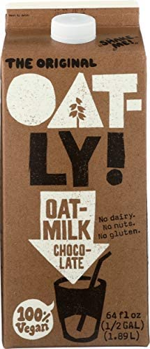 Oatly Chocolate Oat Milk, 64 oz