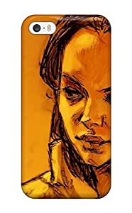 AnnaSanders Premium Protective Hard Case For Iphone 5/5s- Nice Design - The Art Of Starwars