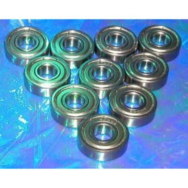 10 Bearing 6882Z Shielded 8 x 16 x 5 mm Ball Bearings