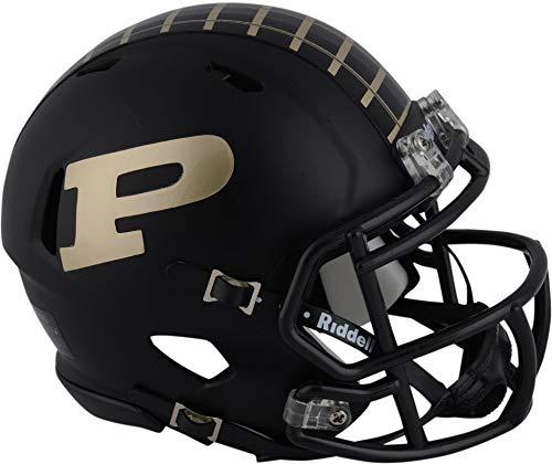 Sports Memorabilia Riddell Purdue Boilermakers Revolution Speed Mini Football Helmet - College Mini Helmets