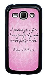 Hard Case Cover for Samsung Galaxy Ace 3 (God Jesus Christ Cross) by ruishername