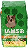 DISCONTINUED: IAMS ProActive Health Chunks Dry Dog Food for All Dogs - Chicken, 7 Pound Bag Larger Image