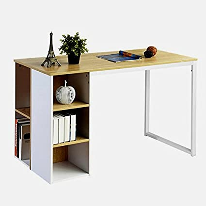 Excellent Amazon Com Minimal Computer Desk Writing Table Finished Download Free Architecture Designs Salvmadebymaigaardcom