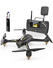 Hubsan H501S X4 Pro Brushless FPV Drone GPS avec Caméra 1080P HD 5.8Ghz Mode sans Tête Une-clé Retour Maintien d'Altitude Follow Me High Edition