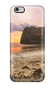 Sanp On Case Cover Protector For Iphone 6 Plus (beach)
