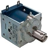 Deltrol Controls 53733-84 Solenoid D3HD Series 120VAC Pull Continuous Duty 21VA .187 QC