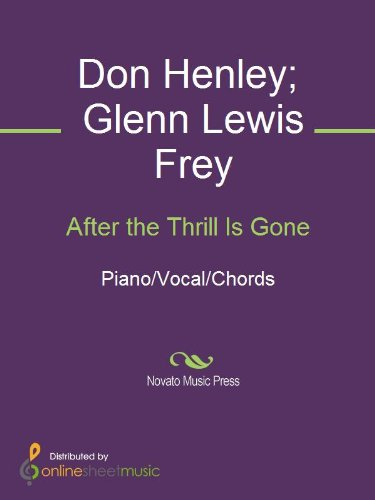 After The Thrill Is Gone Kindle Edition By Don Henley Eagles