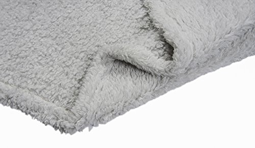 Kids Hooded Blanket,Cute Animal Bear Plush Sherpa Fleece Bath Throw,Fit 3-10 Years Old,Best Gifts for Boys and Girls by softan (Image #4)
