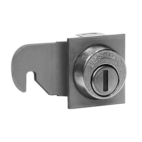 Salsbury Industries 3790 Standard Replacement Salsbury Lock for 4C Horizontal Mailbox Door with Three Keys by Salsbury -