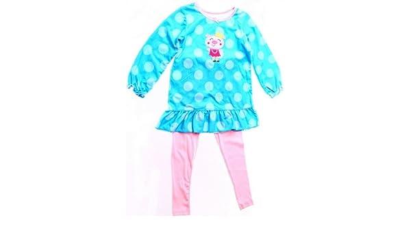 eba447eb5 Amazon.com  Carter s Polka-Dot Pig Pajama Set - 2T  Infant And ...