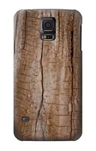 S0599 Wood Case Cover for Samsung Galaxy S5