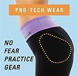 Se_Ku Style 502: Pro-Tech Wear Flat Waistband Pants Size S