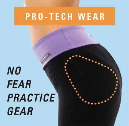 Se_Ku Style 502: Pro-Tech Wear Flat Waistband Pants Size M by Se_Ku
