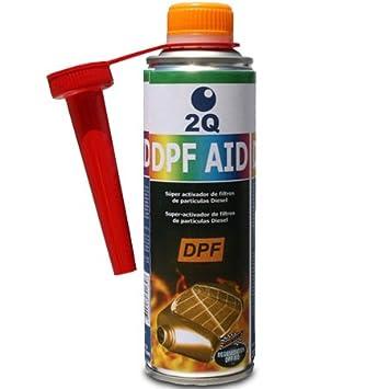 Limpiador Filtro Particulas DPF Aid: Amazon.es: Coche y moto