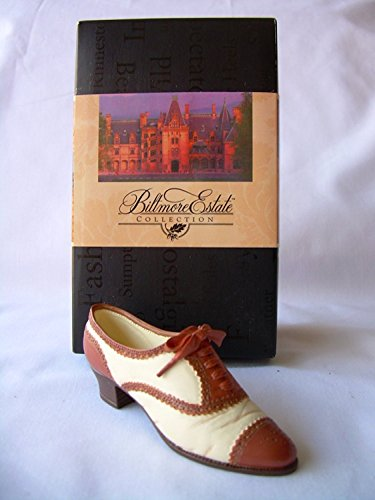 Just The Right Shoe - Brogue Ballyhoo Retired - Shoe Figurine Occasions Gift 25416-JTRS