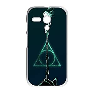 Motorola Moto G Phone Case White Harry Potter KG4504263