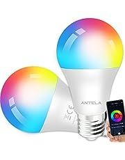 ANTELA Slimme wifi-gloeilamp E27