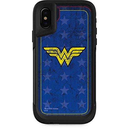 Womens Emblem - Wonder Woman OtterBox Pursuit iPhone X Skin - Wonder Woman Emblem | DC Comics X Skinit Skin