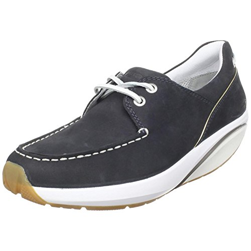 Mbt Casual Shoes (mbt Women's Meli Moccasin Casual Dress Walker (Navy or Tan) (EU41(10-10.5 US Wn), Navy))