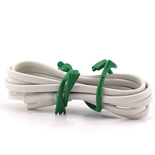 Magic&Shell 10pcs Decorative Plant Tie Twist Bendable Reusable Plant Cable Ties Twisting Garden Tie Frog by Magic&Shell (Image #1)