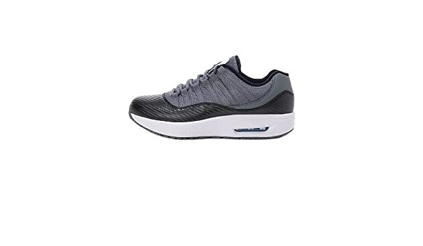 reputable site 1fc67 a340a Amazon.com | Jordan Comfort Vis 11 Men's Basketball Shoes - Cool Grey/Orion  Blue/Black/White - 444905-003 (8) | Shoes
