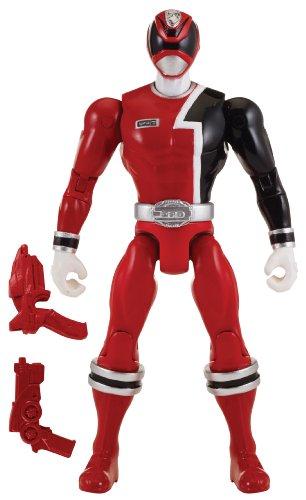 Power Rangers Super Megaforce - SPD Red Ranger Action Hero, -