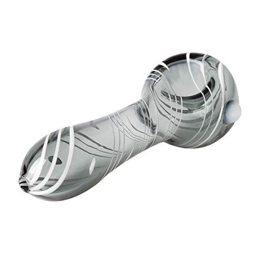 Handmade Style Glass 4.1 inch (Grey)