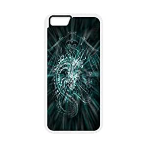 Peronalised Phone Case Dragon For iPhone 6 Plus 5.5 Inch NP4K03091