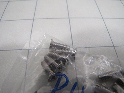 5 Pack Wunder-Bar Wunderbar PH10-139 Stainless Phillips Head Screw 6X32X7/16 NEW from Wunder-Bar