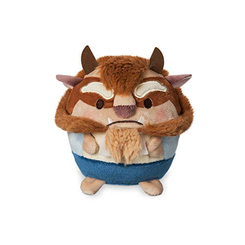 Beast Plush - Disney Beast Beauty and The Beast Scented Ufufy Plush - Small 4.5