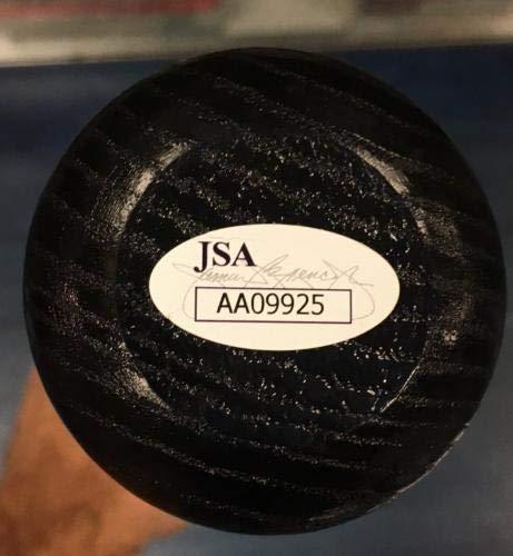 Frank Thomas Signed Baseball Bat Adirondack Big Stick Certificate #aa09925 JSA Certified Autographed MLB Bats