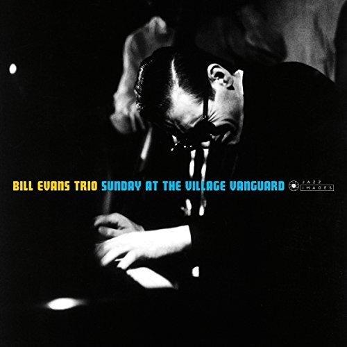 Vinilo : Bill Evans - Sunday At The Village Vanguard (180 Gram Vinyl, Gatefold LP Jacket, Virgin Vinyl, Spain - Import)