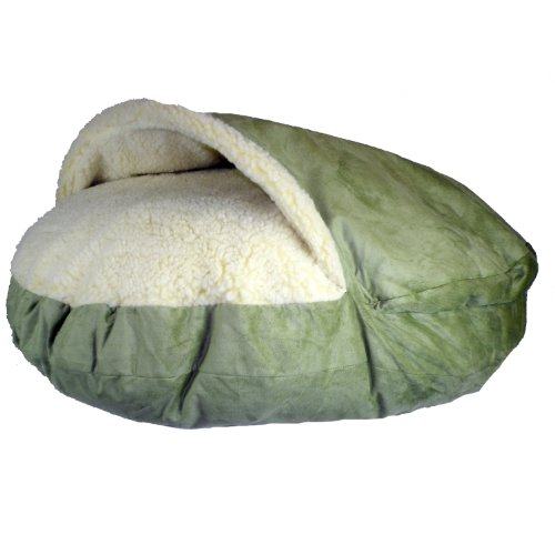 Snoozer Luxury Cozy Cave, Small, Sage