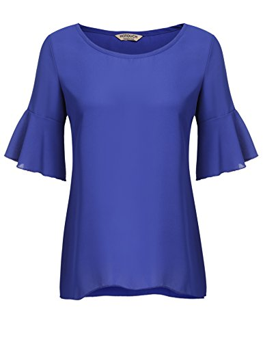 HOTOUCH Sleeve Casual Pullover Blouse product image