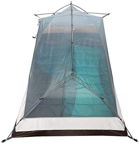 41eGqGYkneL Forceatt Zelt 2-3 Personen Camping Zelt, 2 Doors Wasserdicht & Winddicht 3-4 Saison Ultraleichte Rucksack Zelt für…