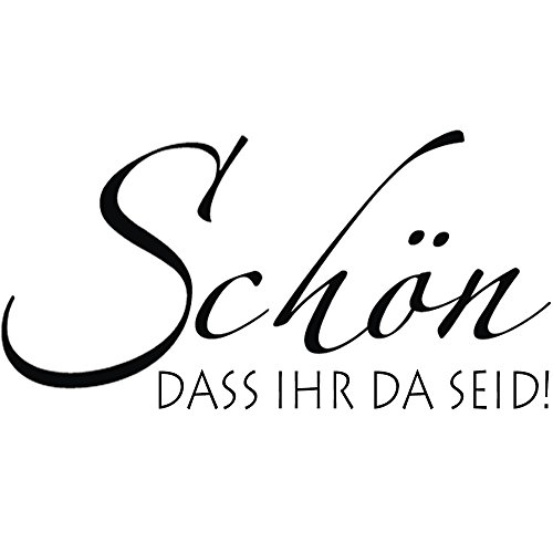 H.- Stempel Sch/ön RAYHER 28421000 3 x 5 cm Artikel 12212 dass Ihr