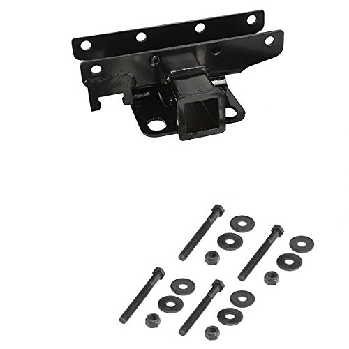 Rugged Ridge 11580.10 2' Receiver Hitch
