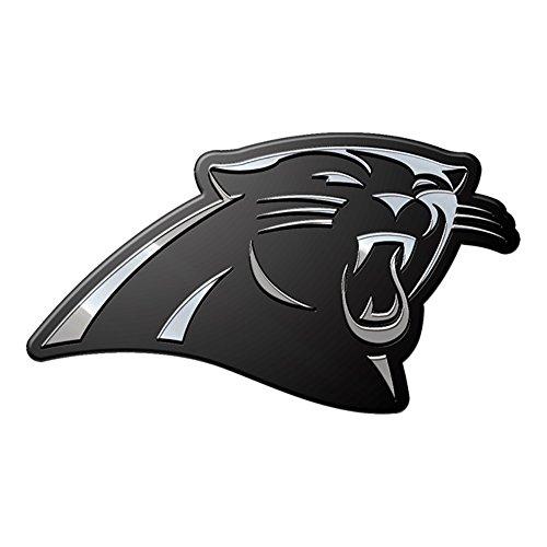 NFL Carolina Panthers Premium Metal Auto - Carolina Premium