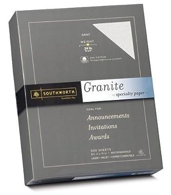Paper,granit,24#500sh,gy