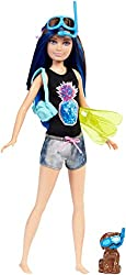 Barbie Dolphin Magic Skipper Doll