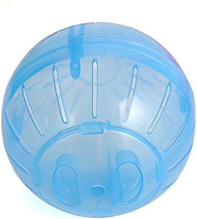 Bonytain - Bola de plástico para mascotas, diseño de conejo ...