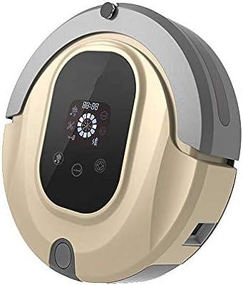 WWDDVH Robot De Barrido Inteligente/Barredora Automática Golden