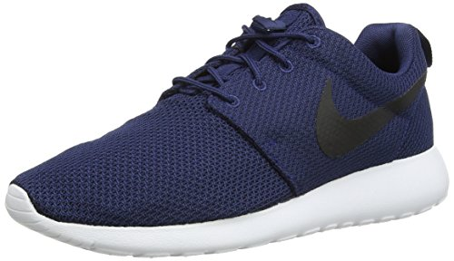 NIKE [511881-405] Rosherun ONE Mens Sneakers NIKEMIDNIGHT Navy Black WHITEM
