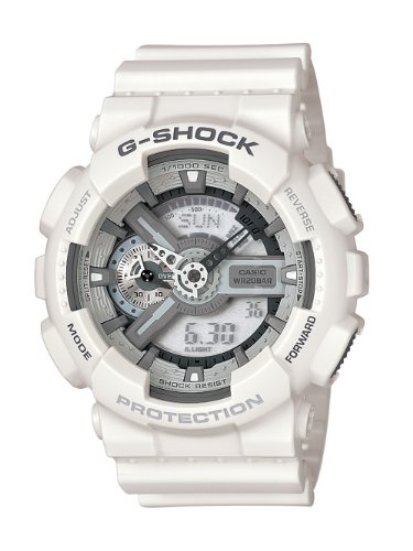 Casio GA110C 7ACR G Shock Analog Digital Multi Function