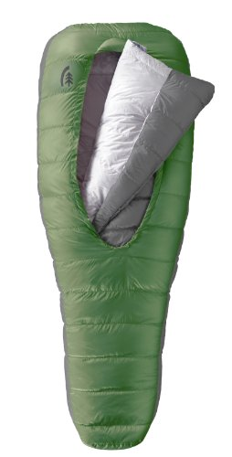 Sierra Designs Backcountry Bed 800-Fill DriDown Women's Regular,  3 Season Sleeping Bag